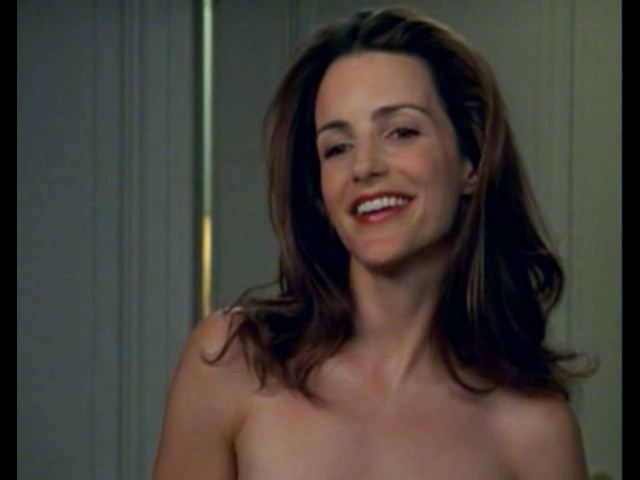 Kristin davis sex video pics